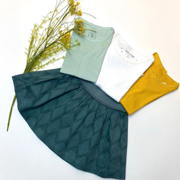 Sommer Outfit von MINI A TURE